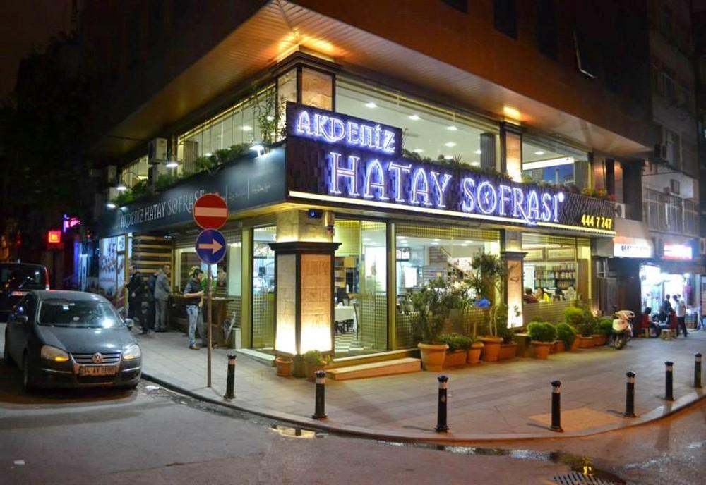 Akdeniz-Hatay-Sofrasi