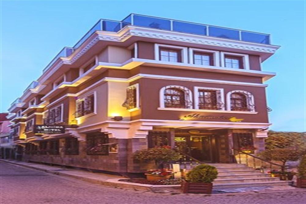 Almina-Hotel