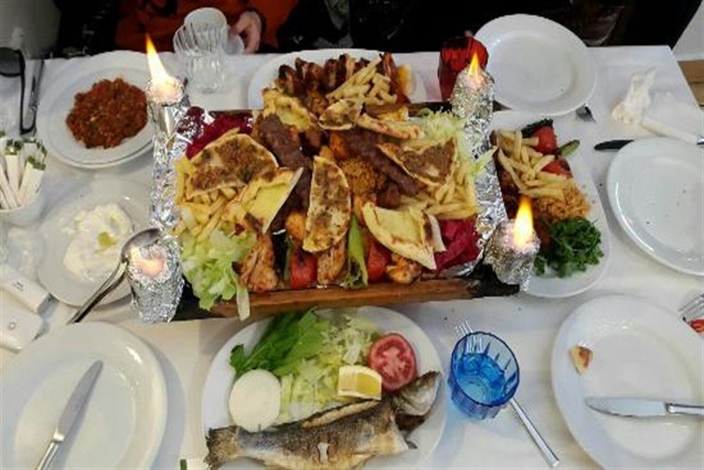 Antakya-Restaurant