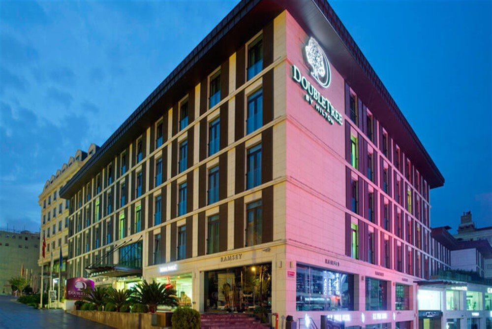DoubleTree-by-Hilton-Istanbul-Old-Town