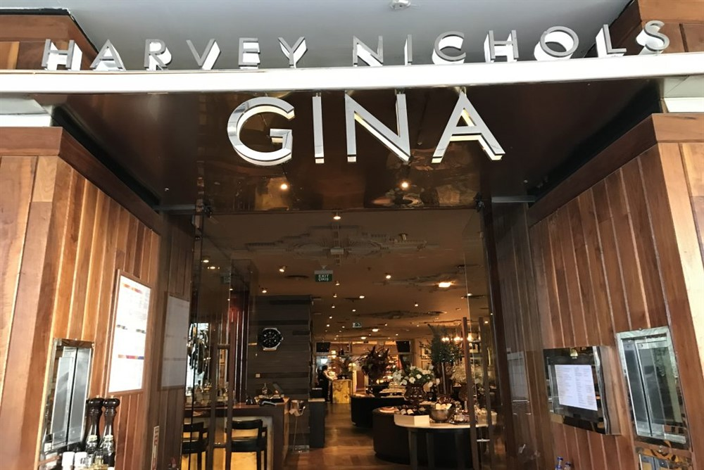 Gina-Restaurant