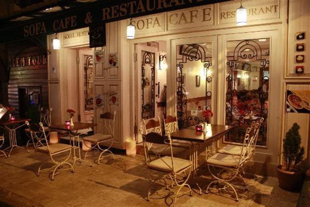 Sofa-Cafe-Restaurant