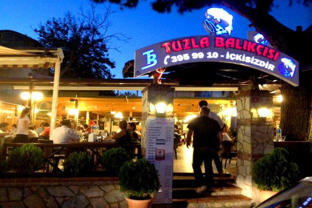 Tuzla-Balikcisi